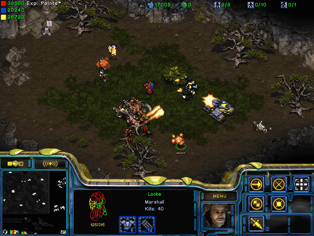 Download StarCraft Map: Final Fantasy III