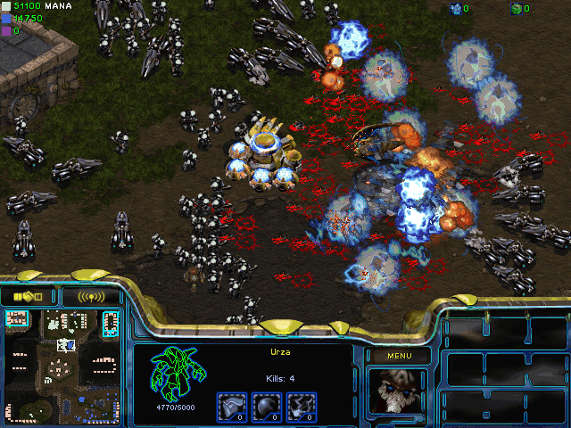 Download StarCraft Map: Magic The Gathering Magus Edition