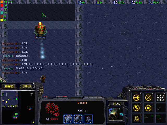 Download StarCraft Map: Blood Pressure Marathon