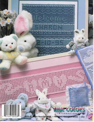 宝宝毯 - 阿明的手工坊 - 千针万线