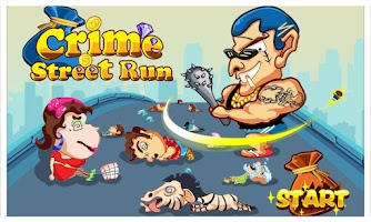 Screenshot of Crime: Street Run