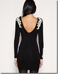 ASOS applique dress1