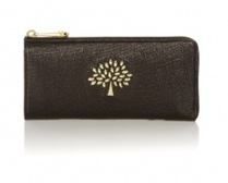 Mulberry Mila Slim Zip Wallet