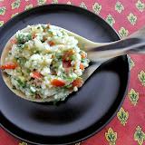 mein Couscous Salat