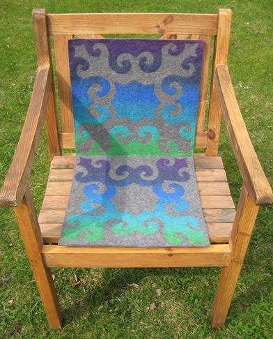 Paar-Sitzkissen Nr. 3