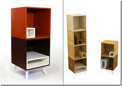 """Dado"" Shelves"