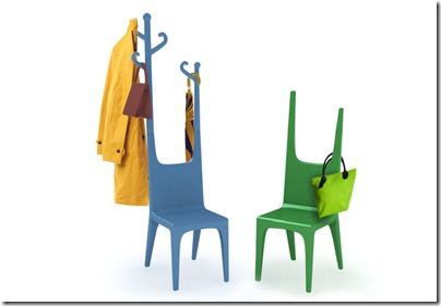 Reindeer Coat hanger and chair3
