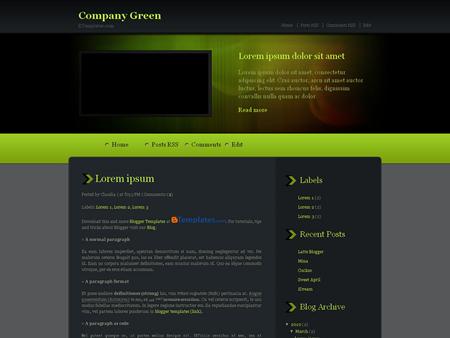 CompanyGreen