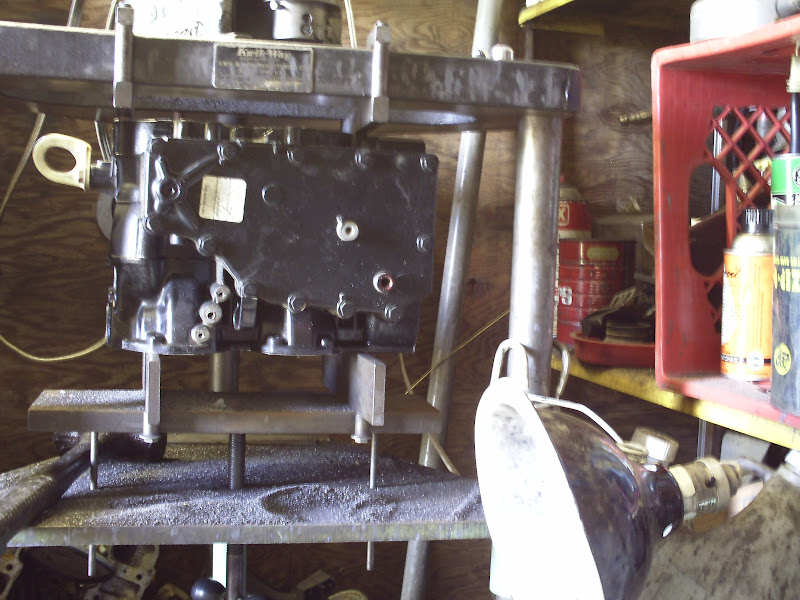 Outboard cylinder boring machine suggestions page 3 for Outboard motor cylinder boring
