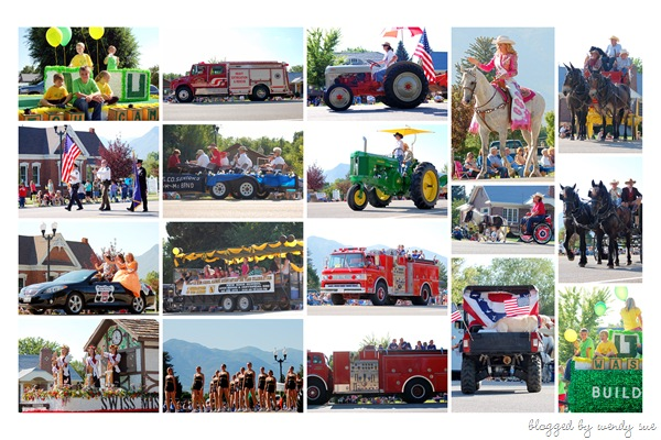 wasatch county parade 2009
