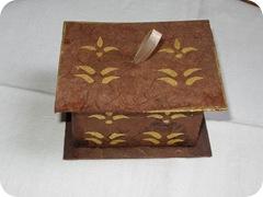 scatola a pagoda