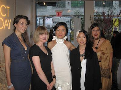 Fashion Show on Eco Fashion   Swyyne
