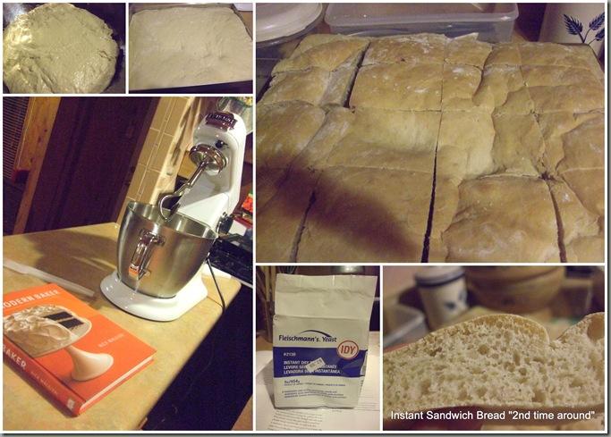 second baking in El Paso