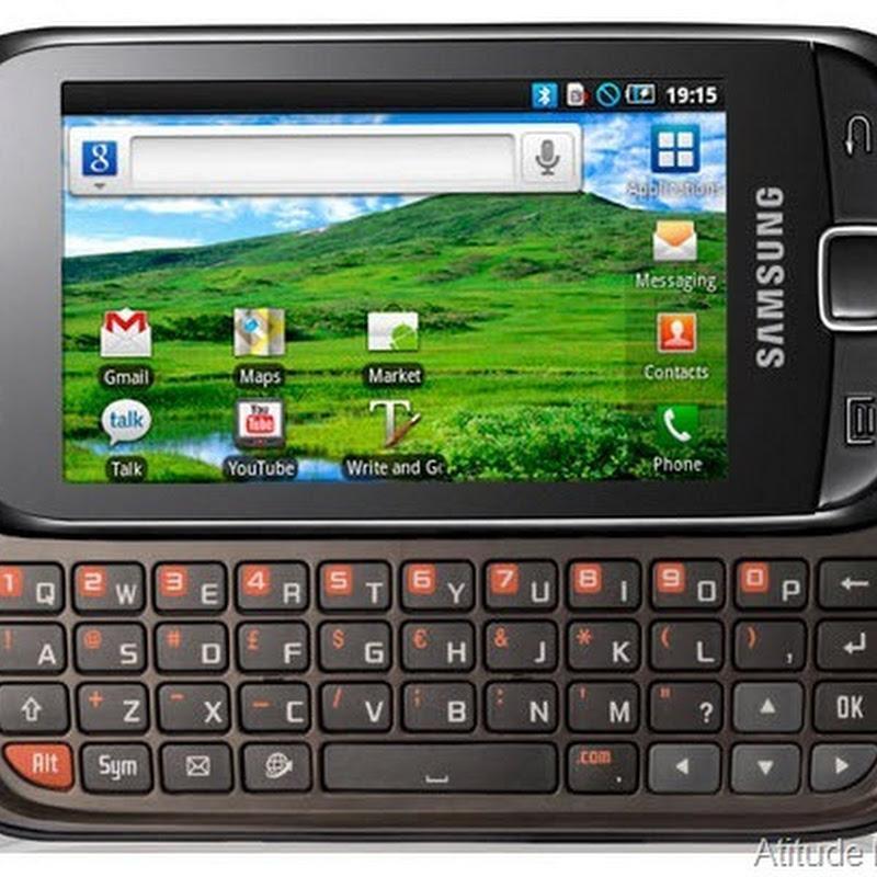 Samsung Galaxy 551, na visão de quem tem!