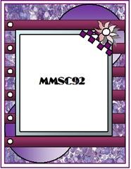 MMSC92 FANCY
