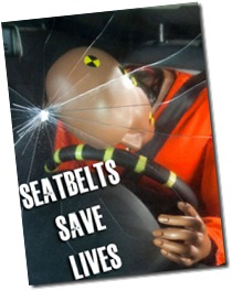 contributory negligence seatbelts