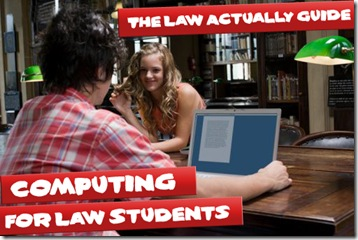 Law Actually - Computing for law students 2