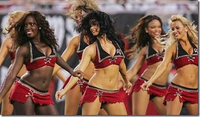 DLF IPL 2010 – Season 3 Cheerleaders wallpaper