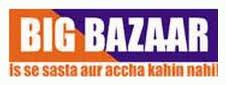 Big Bazaar Shops/Stores in Delhi