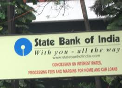 Local Head Office State Bank of India in Mumbai.