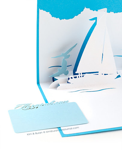 Метки: pop-up, киригами