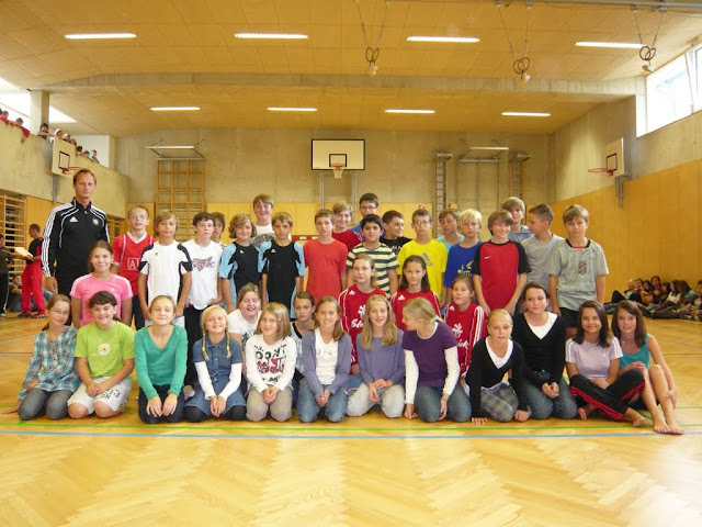 Faustball Sepr. 2010