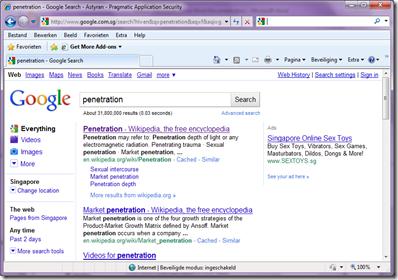 Google_Penetration