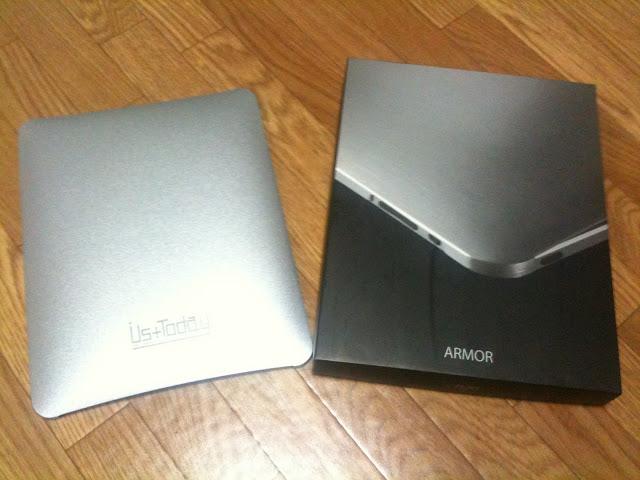 武田金属 iPad ARMOR