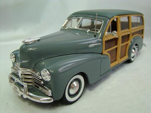 Chevrolet Fleetmaster Woody 1948