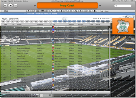 ITunes FM 2009 skin