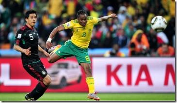 World Cup 2010 start