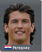 Nelson Valdez in Football Manager 2010