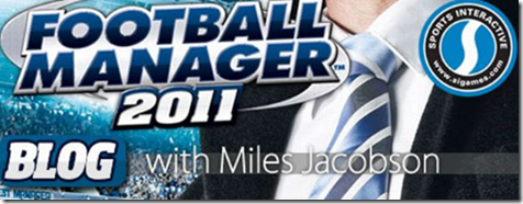 Football Manager 2011 patches