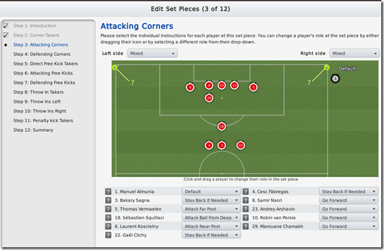 Set Pieces creator in FM 2011