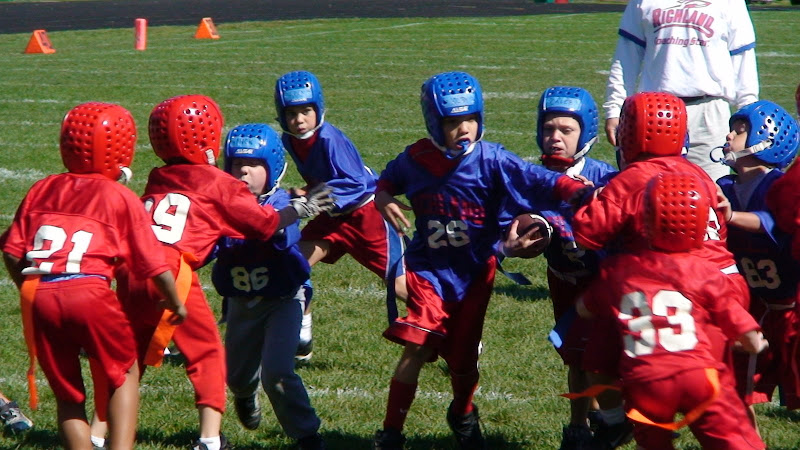 Rockets Flag Football