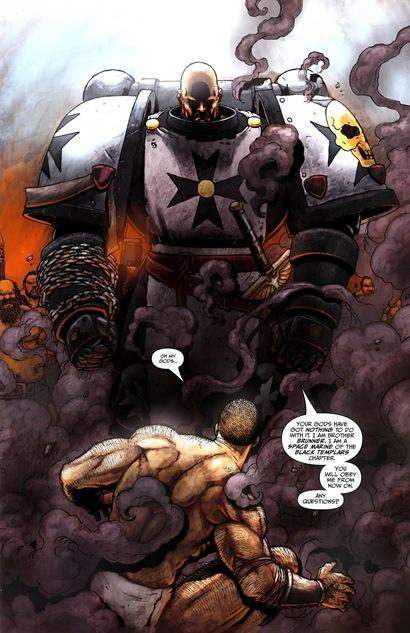 Warhammer 40 #1 - página 17