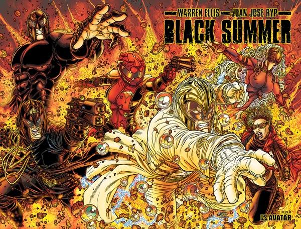 Black Summer Team Big