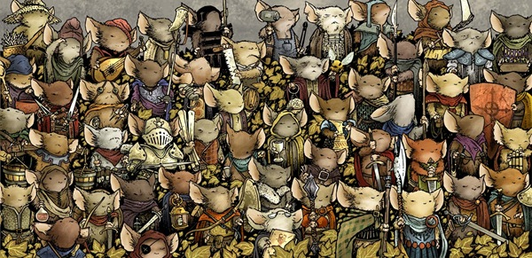 MouseGuard 2