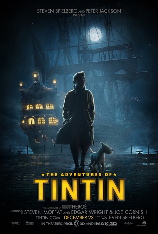 Adventures of Tintin and the Secret of the Unicorn