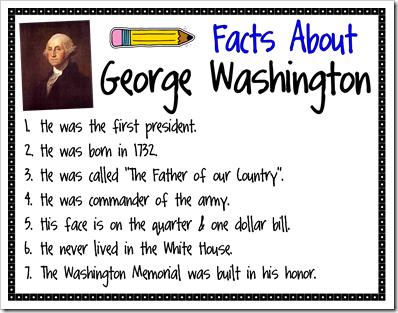 George Washington Lessons Tes Teach