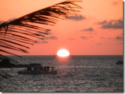 Key West Sunset Taken by me