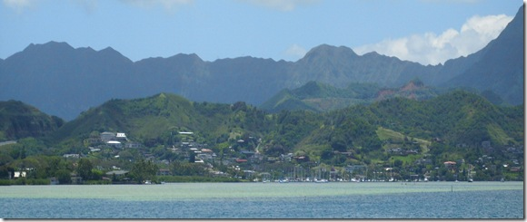 Kaneohe Panoramic Scenic