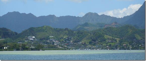 Kaneohe Panoramic Scenic