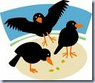 Crow Clip Art Group