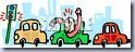 Traffic Jam Clip Art Small