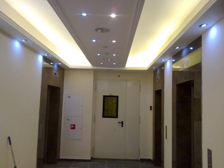 Светодиодное освещение в подъезде