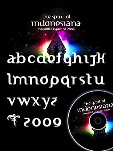 Indonesiana Serif Free Font