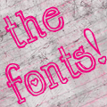The Fonts