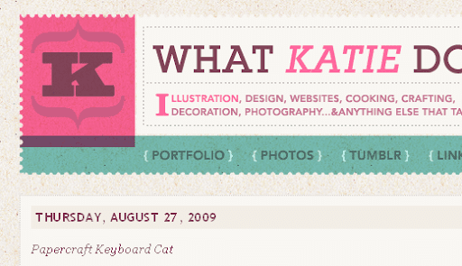 Visit What Katie Does