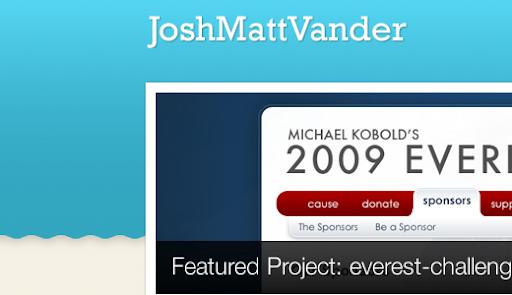 Visit JoshMattVander